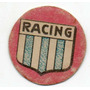 Figurita Racing Gran Capitan Año 1946 Escudo Num 423 Monofco