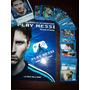 Álbum De Play Messi Completo Con Todas Las Figuritas A Pegar