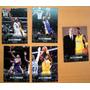 Lote 5 Trading Cards Serie Kobe Bryant
