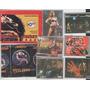 Lote Oferta : Mortal Kombat 80 Paquetes Figuritas .canje