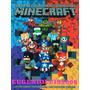 Figuritas Minecraft 2015 Sueltas Completa Tu Album