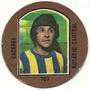 Figurita Rosario Central Campeones 1976 Futbol Caceres