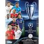 Figuritas Champion Uefa 2016 Completo A Pegar