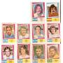 Lote Figuritas Futbol Crack 1978