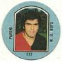 Figurita Newell´s Campeones 1976 Redonda Futbol Pavoni
