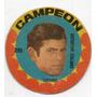 Figurita Italiano Campeon Año 1966 Caprino Num 295 Monofco