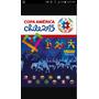 Figuritas Copa América Chile 2015 $3 Local Zona Once