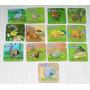Lote De 13 Imanes Coleccionables Danonino Dinosaurios