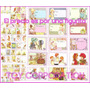 1 Figurita Sarah Kay Sticker Design Consulte Nº Previamente