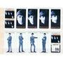 The Beatles, Meet The Beatles, Serie De 10 Warus Cards