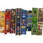 Lote Cintas Promocionales Paquetes Pepsico Snacks Tazo Lays