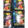 Lote 15 Sobres Cerradosfigus Dragon Ball Z La Saga Del Guer