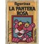 La Pantera Rosa Pink Phanter Sobre Cerrado Album Figuritas