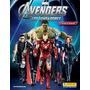Lote 82 Figuritas Vengadores The Avengers Comunes Distintas