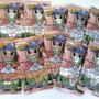 Lote De 10 Sobres Cerrados Cartas Dragon Ball Serie 6 -