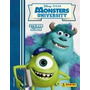 Lote De 100 Figuritas Monster University Comunes Diferentes