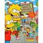 Lote De 40 Figuritas Comunes Distintas Simpsons Guia Supervi