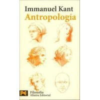 Immanuel Kant: Antropología