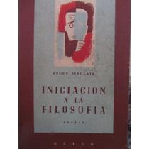 Libreriaweb Iniciacion A La Filosofia Por Angus Sinclair