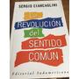 Líquido Libro La Revolución Del Sentido Común.