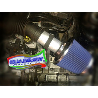 Kit Admision Directa En Aluminio Vw Gol Trend Con Filtro!!