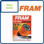 Filtro De Aceite Renault Fluence - Fram