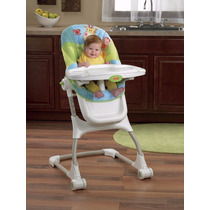 Fisher Price Silla De Comer Discover N´grow 4 Alturas Stock