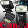 Canon 600ex-rt Con Radio Incluido+funda+filtro+gtia Z/norte