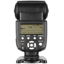 Flash Yongnuo Yn-565ex Compatible Nikon O Canon Funciona Ttl