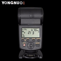 Flash Yongnuo 568ex Ttl Para Nikon Canon 568 Ex Ii Garantia