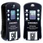 2 Radios Yongnuo Rf-605 N Con Display Digital P Nikon No Ttl