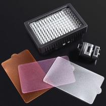 Iluminador 160 Led Para Nikon Canon Sony Jvc + Envio Gratis