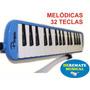 Teclado Melodica 32 Teclas Con Funda - Deremate!!!