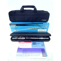 Flauta Traversa Yamaha 221