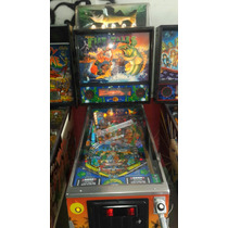 Flipper Pinball Fish Tales By Clarck Entertainment Impecable