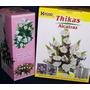 10 Pares Moldes Para Flores C/ Goma Eva - Mini Y Calas