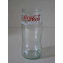 Vaso / Florero / Portalapices De Coca Cola Zero Excelente