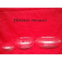 5 Mini Boinas 7cm De Vidrio - Bochines - Bochas - Cilindros