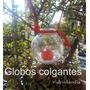 Globos Y Fanales Para Colgar De Vidrio, Velas E Iluminacion