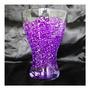 Hidrogel Biogel Perlas Bolitas Centro Mesa X 12 Violeta Lila