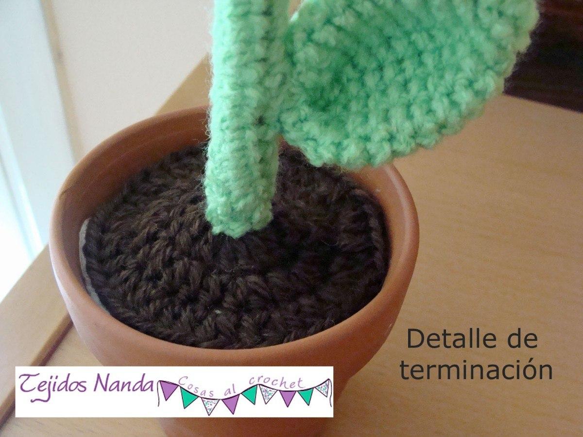 Como hacer flores tejidas a crochet crochet cute crochet - Como hacer flores de ganchillo ...