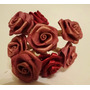 Flores De Tela Rococo Art 140