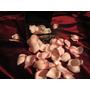 200 Petalos De Mini Rosa En Tela De Primera Calidad