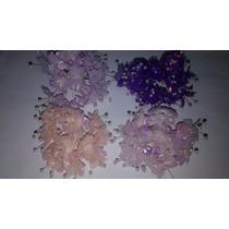 Flores Artificiales Novias 15 Ramos (x72fls) Jazmines