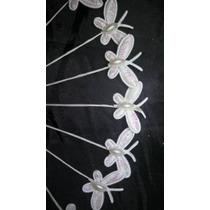 Flores Artificiales X3docenas Mariposas Ramos Tocados