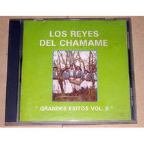 Los Reyes Del Chamame Grandes Exitos Vol 2 Cd Canadiense