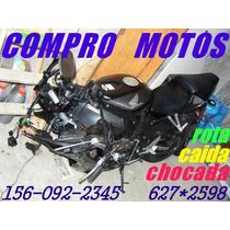 Compre Moto Chocada Kawasaki Yamaha Honda 600 1000 Cbr R6 R1