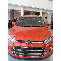 Ecosport 2014. Financiacion A Traves De Ford Argentina. Eg