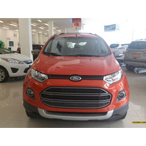 Ecosport 2015!!financiada A Traves De Plan Ovalo Eg