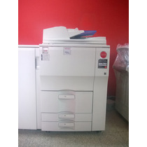 Ricoh Aficio Mp 8000 + Finisher + Conectividad